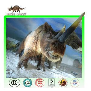 Ice Age Animatronic Elasmotherium