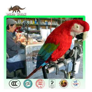 animatronic papagei