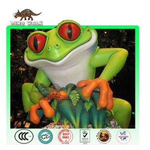 Rainforest Animatronic Frog