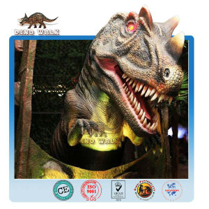 Interactive Entertainment Animatronic Dinosaur