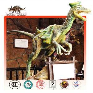 Custom Fiberglass Dinosaur Postman