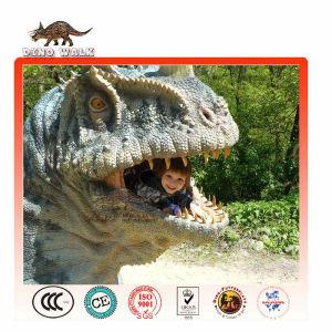Entertainment Dinosaur Fiberglass Head
