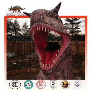Fiberglass Carnotaurus Head