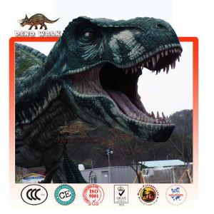 Fiberglass Tyrannosaurus Rex Head
