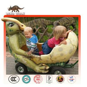 Fiberglass Dinosaur Cart