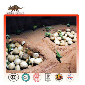 Customized Dinosaur Nest for Kids Playing