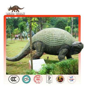 Geopark Dinosaur Statue