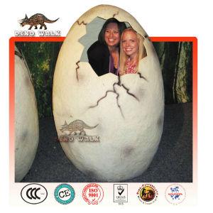 Fiberlass Dinosaur Egg