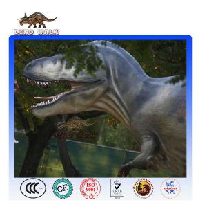 Fiberglass T-Rex Sculpture