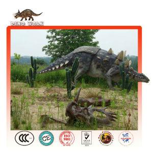 Dinosaur Extinction Scene