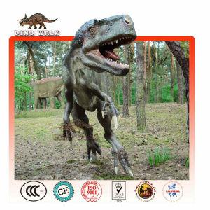 Life Size Fiberglass Dinosaur