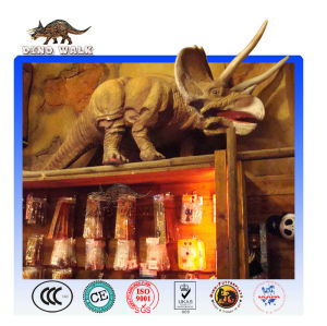 Restaurant Jurassic Decoration Item