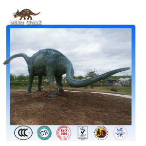 Huge Jurassic Dinosaur Sculpture