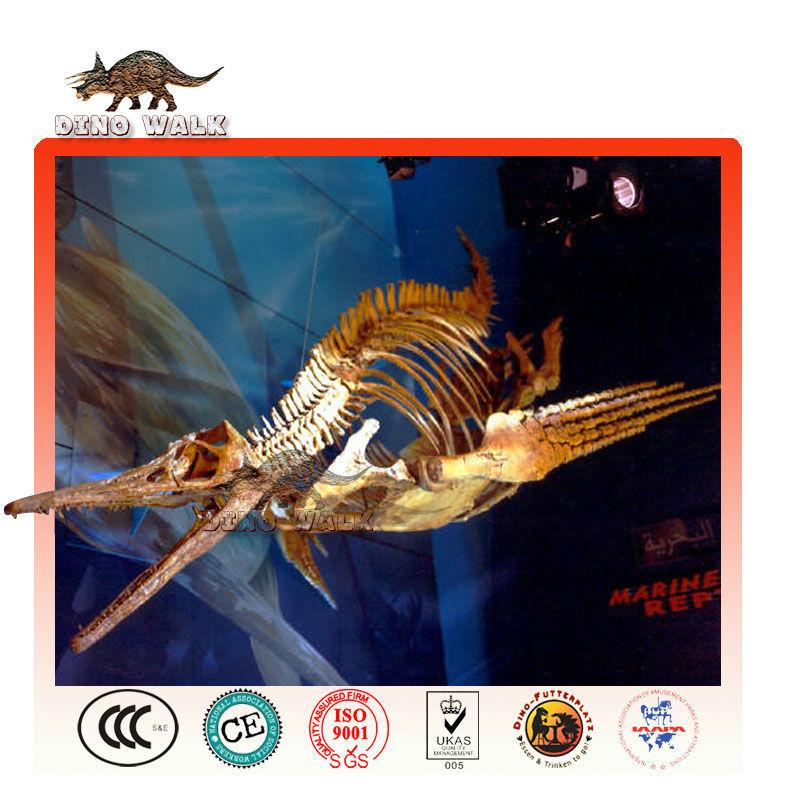 fósiles de dinosaurios artificiales