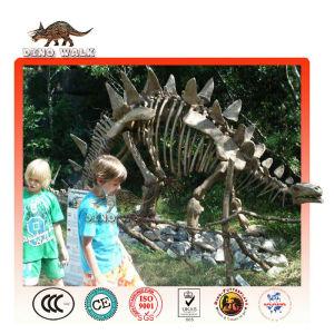 Artificial Stegosaurus Fossil