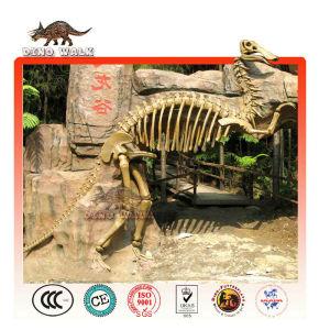 Fiberglass Dinosaur Fossil Entrance