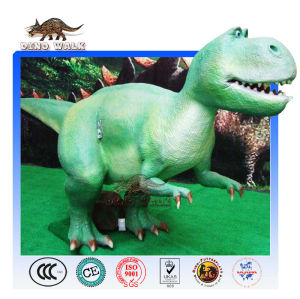 personalizado cartoon dinosaur modelo