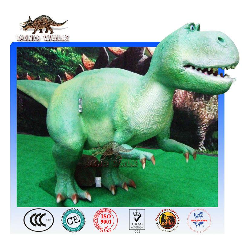 maßgeschneiderte cartoon dinosaurier modell