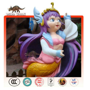 Fiberglass Princess Model