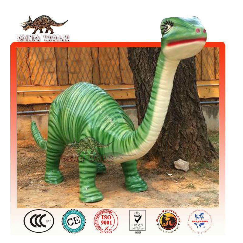 니 만화 공룡 조각