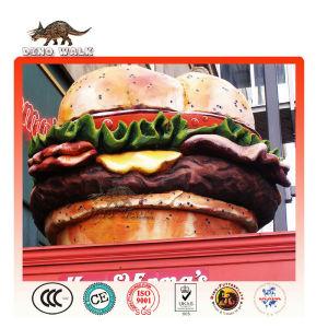 Fiberglass Food Statue as Cafe Decorations