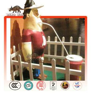 Fiberglass Kids Model