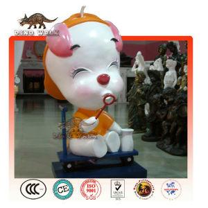 Fiberglass Japanese Cartoon Figure