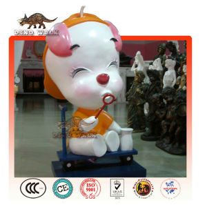 Fiberglass Japanese Cartoon Figure