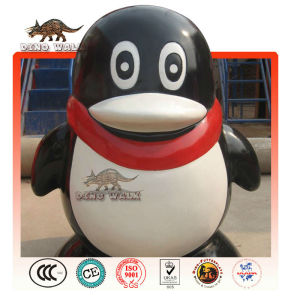 Fiberglass Mascot