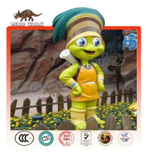 Cartoon Dino Theme Sculpture