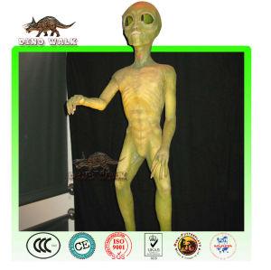 animatronic alieno modello