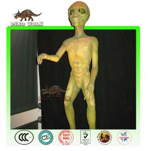 Animatronic Alien Model