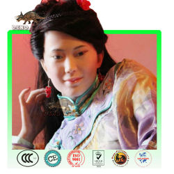 용자 정의 디자인 중국어 여성 실리콘 그림
