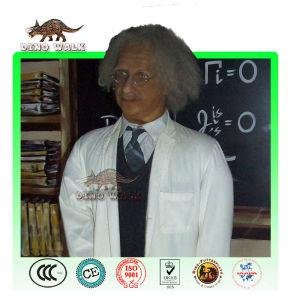 Life Size Einstein Silicone Figure