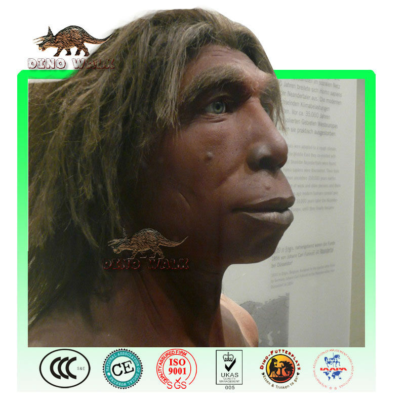 personalizado sinanthropus figura de cera