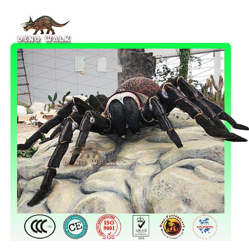 animatronic araña deinsectos