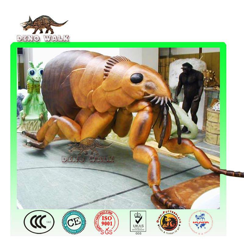 유리 섬유 곤충 모델