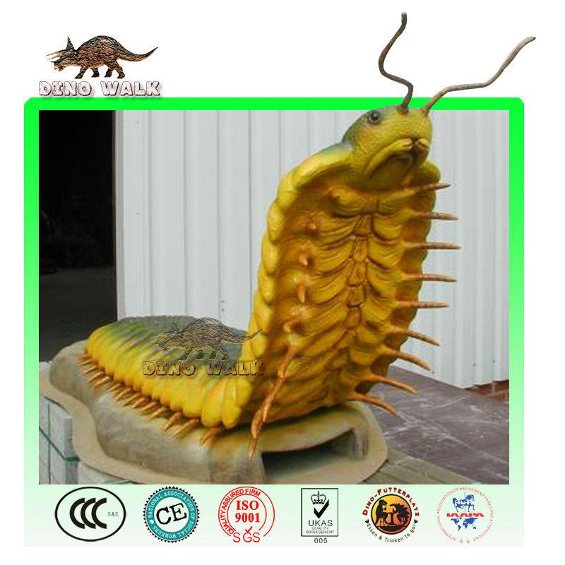 Tamaño grande deinsectos modelo- centipede