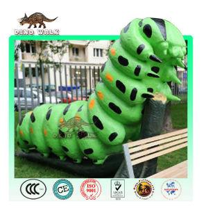 animatronic silkworm