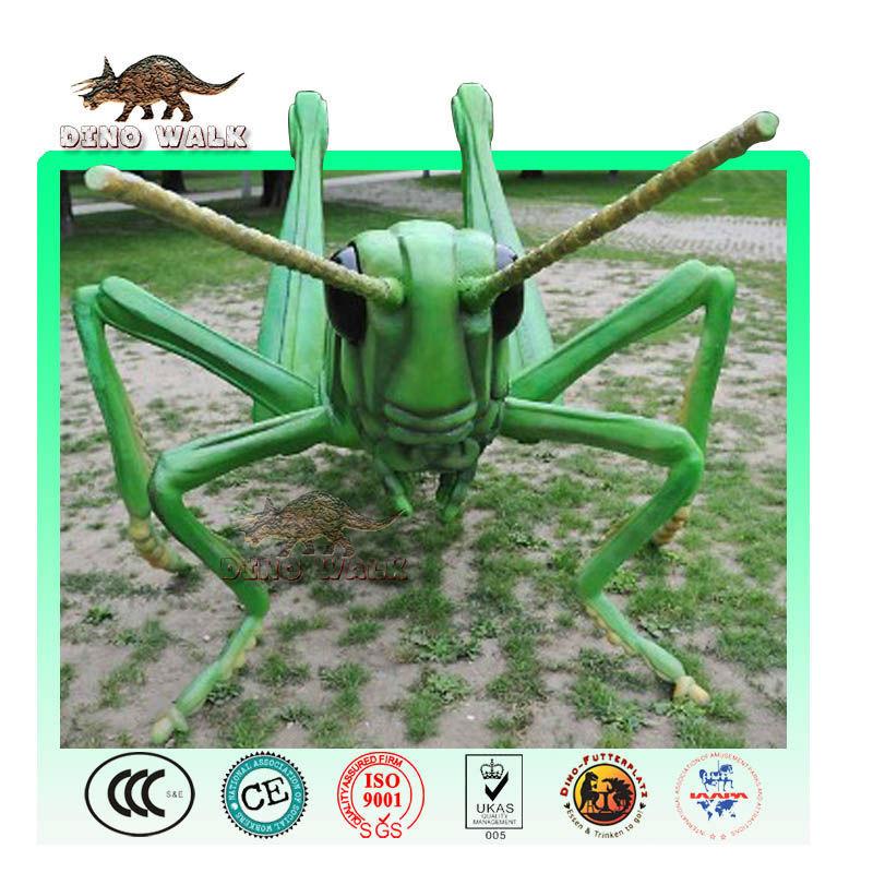 Fiberglass Locust Sculpture