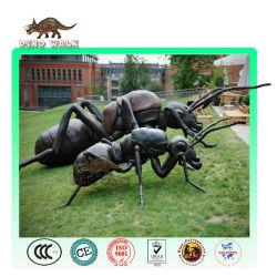 야외 애니 개미
