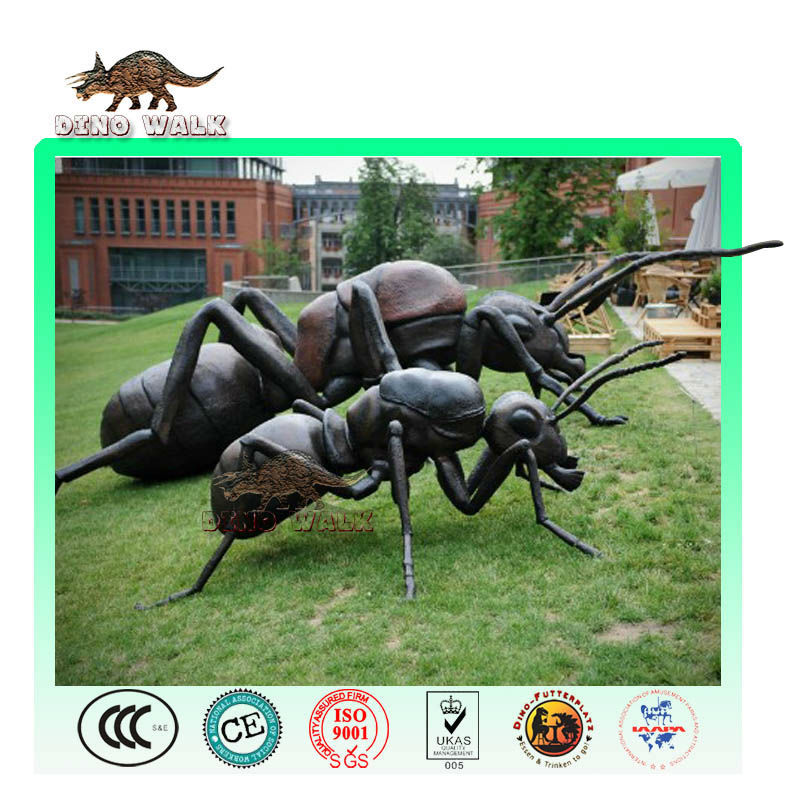 al aire libre animatronic ant
