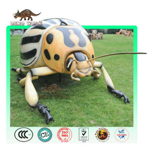 Outdoor Animatronic Insect Specimen