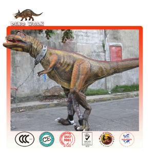 costume de dinosaures animatroniques