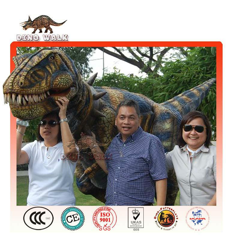 takım animatronik dinozor