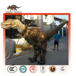аниматронных velicoraptor костюм