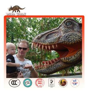 animatronic tirannosauro costume