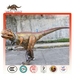 dinosaurio de la bbc traje