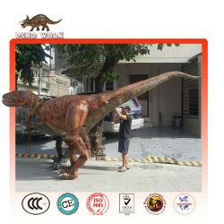 интерактивных развлечений динозавра костюм