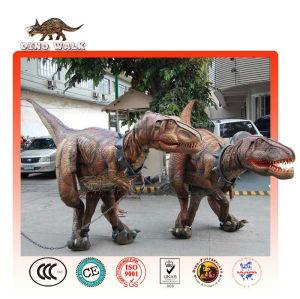 camminare dinosauro burattino
